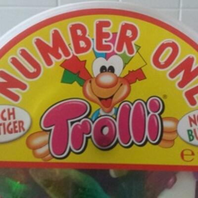 Trolli number one (Trolli)