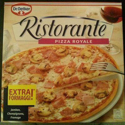 Ristorante pizza royale (Dr oetker)