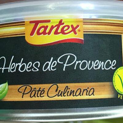 Herbes de provence pâté culinaria (Tartex)