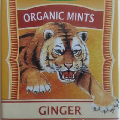 Organic mints ginger (Rapunzel)
