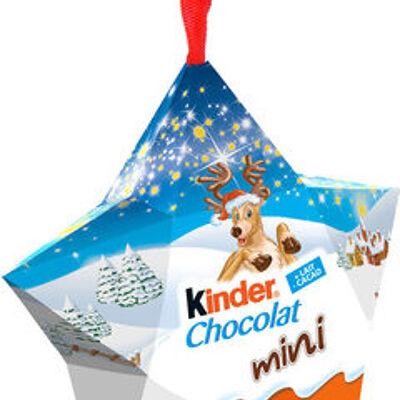 Mini kinder chocolat (Ferrero)