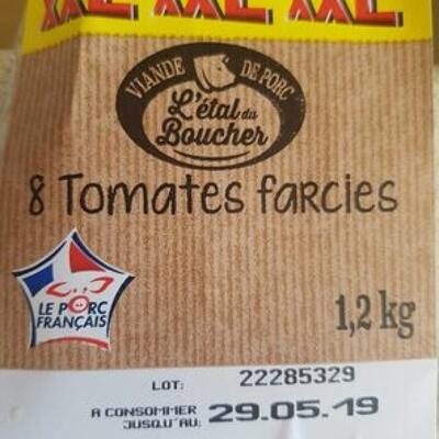 Tomates farcies (L'etal du boucher)