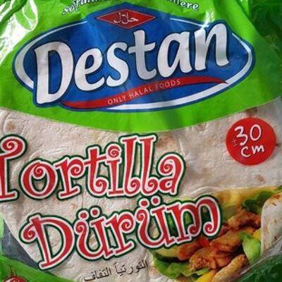 Dürüm tortilla (Destan)
