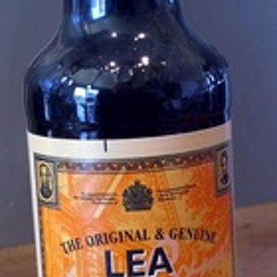 Worcestershire sauce (Lea & perrins)