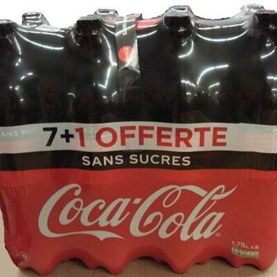 Coca cola sans sucres (Coca cola)