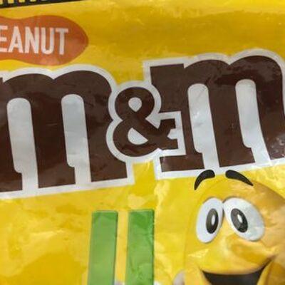M&m's peanut (Mars)