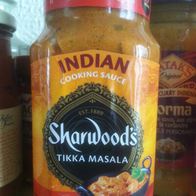 Tikka masala (Sharwood's)