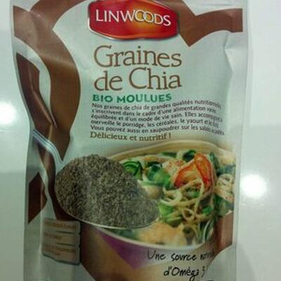 Graine de chia (Linwoods)