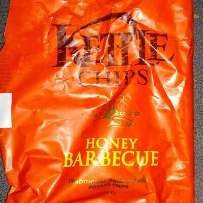Kettle chips honey barbecue 40g (Kettle)