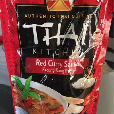 Red curry sauce (Thai kitchen)