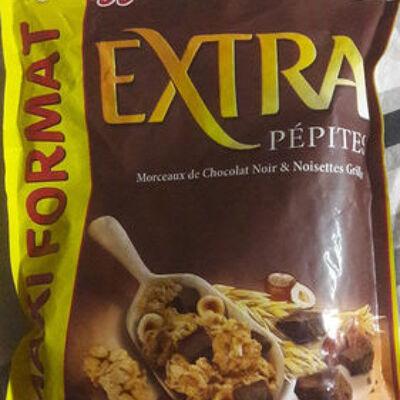 Extra chocolat noir (Kellogg's)