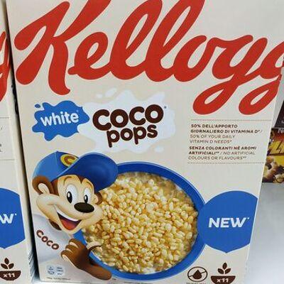 Coco pops white (Kellogg's)