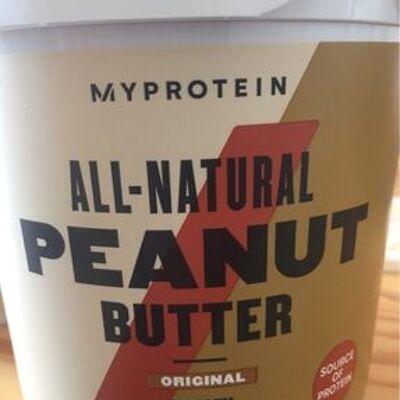 Peanutbutter (Myprotein)