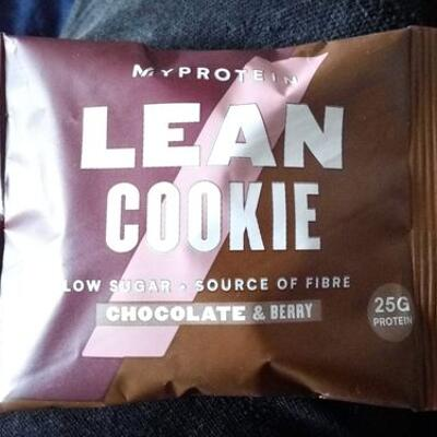 Lean cookie (My protein)