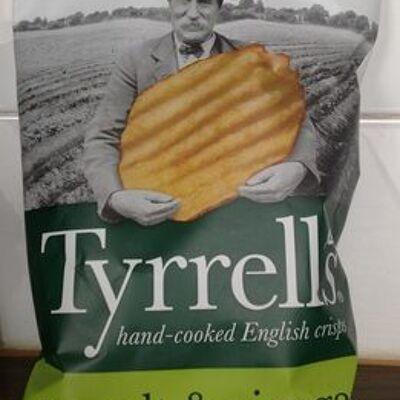 Tyrrell's sea salt & vinegar (Tyrrells)