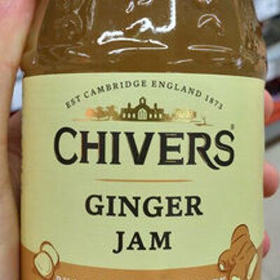 Ginger jam (Chivers)