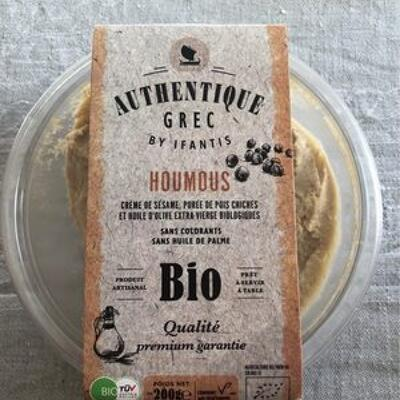 Houmous (Authentique grec by ifantis)