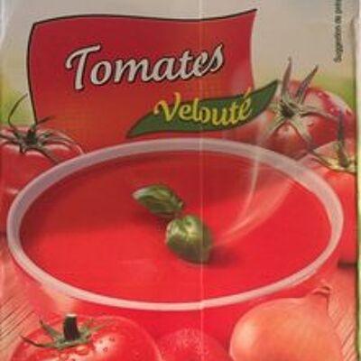 Velouté de tomates (Carrefour)