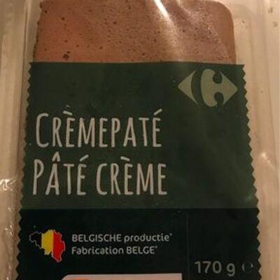 Pâté crème (Carrefour)
