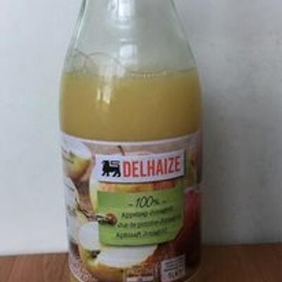 100% pur jus pomme (Delhaize)