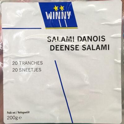 Salami danois (Winny)