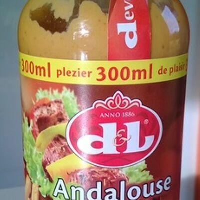 Sauce andalouse (Devos & lemmens)