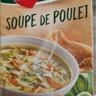 Soupe de poulet (Liebig)