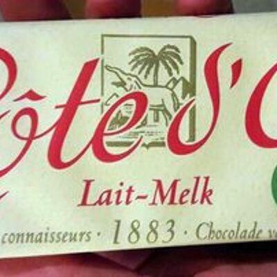 Côte d'or lait-melk (Côte d'or)
