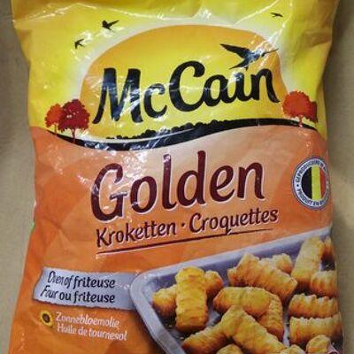 Golden croquettes (Mccain)