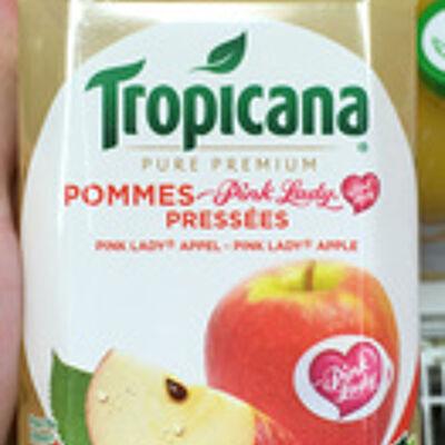 Pure premium pommes pink lady pressées (Tropicana)