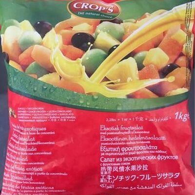 Salade de fruits exotiques (Crop's)