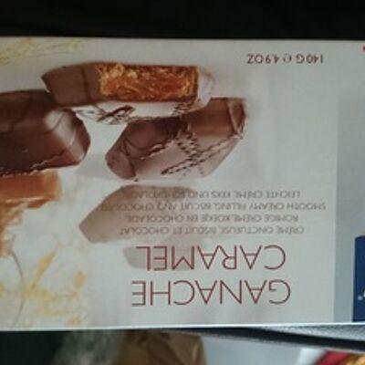 Ganache caramel (Desobry)