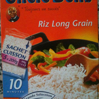 Uncle ben's - riz long grain (Uncle ben's)