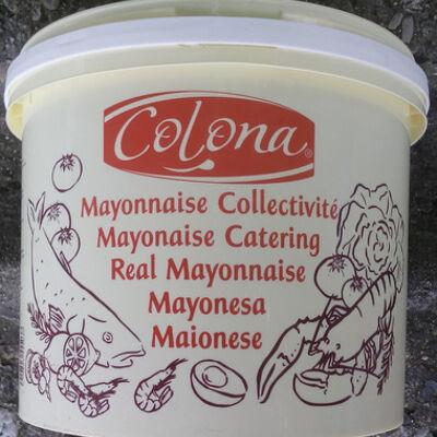 Mayonnaise collectivité (Colona)
