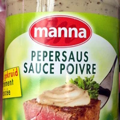 Sauce poivre (Manna)