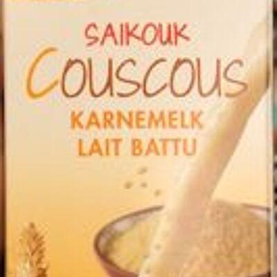 Couscous lait battu (Chatar)