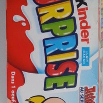 Kinder surprise astérix et obélix (Kinder)