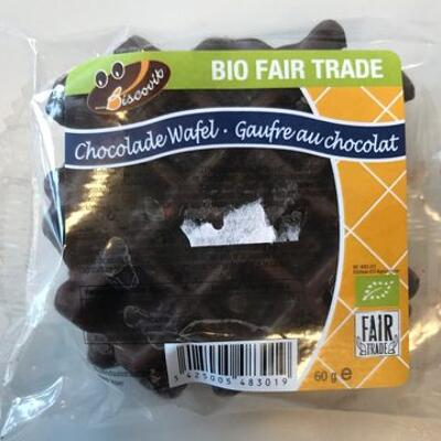 Gaufre au chocolat (Biscovit)