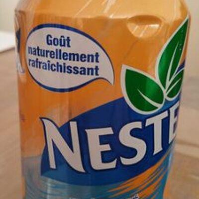 Thé glacé saveur pêche blanche (Nestea)