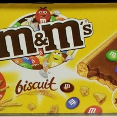M&m's biscuit (Mars)