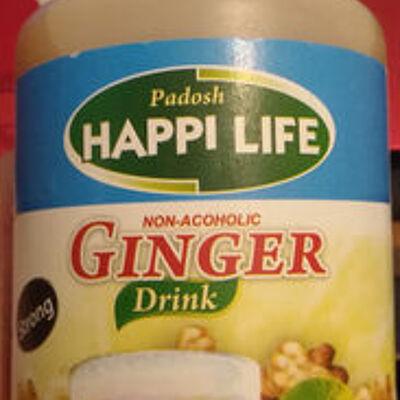 Non-alcoholic ginger drink (Padosh happi life)