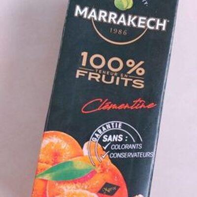100 % teneur en fruits clémentine (Marrakech)