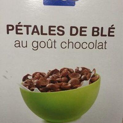 Petales de ble au goût cjocolat (Fayz)