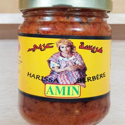 Harissa berbère (Amin)