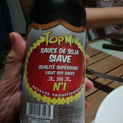 Sauce de soja siave (Top mi)