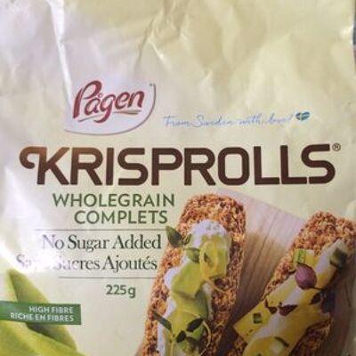 Krisprolls complets (Pågen)
