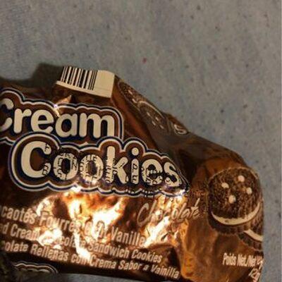 Cream cookies (Cream cookies)