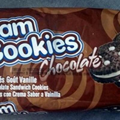 Cream cookies chocolate (Sans marque)