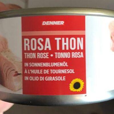 Thon rose (Denner)