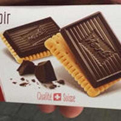 Choco petit beurre : dark (Wernli)